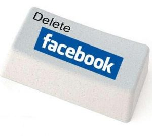 Delete FaceBook key