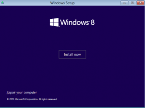 setup windows