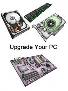 تحديث الكمبيوتر