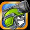 Warlings: لعبة تبادل اطلاق النار واستخدام الحيل والتكتيكات , في ساحة المعركة واستخدام العديد العديد من الاسلحة المختلفة وتنفيذ المناورات القتالية . مميزات اللعبة : تصميم رهيب للعبة يشبه تصميم […]