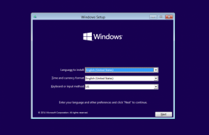 install windows10