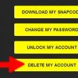 يسمح لك تطبيق سناب شات من حذف حسابك بالكامل والغائه وسنتعرف على طريقة حذفه نهائياً . لعمل حساب سناب شات جديد اضغط هنا لتحميل تطبيق سناب شات على الاندرويد اضغط […]