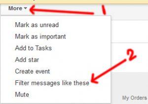 gmail massage