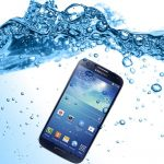 save phone water