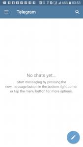 استخدام تليجرام