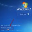 في هذه الطريقة يتم اصلاح ويندوز 7 بدون حذف لملفات الويندوز او الملفات الخاصة بك . الطريقة بإختصار تعتمد على اصلاح لملفات الويندوز وجعل الويندوز كما كان عند تنزيله ويحافظ […]