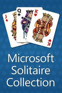 لعبة سوليتير ويندوز 10